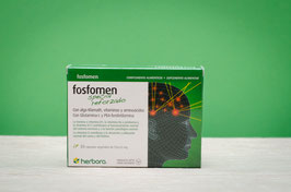 Fosfomen especial reforzado Herbora - 30 cápsulas