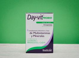 Day-Vit Probio Healthaid - 30 comprimidos
