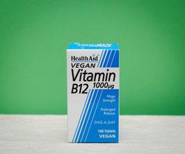 Vitamina B12 Healthaid - 100 tabletas