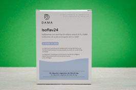 isoflav24 herbora - 30 cápsulas