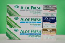 Pasta de dientes Aloe Fresh ESI - 100ml