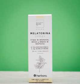 Melatonina spray herbora - 30ml