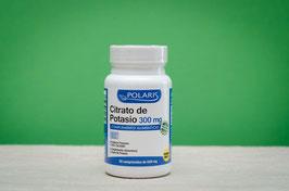 Citrato de potasio 300mg Polaris - 50 comprimidos