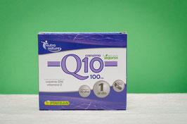Coenzima Q 10 Pinisan 100mg - 60 cápsulas
