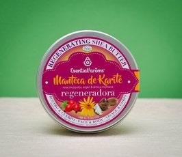 Manteca de karité regeneradora Esential'arôms - 100g
