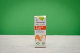 Aceite esencial naranjo dulce