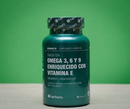Omega TSN 3, 6, 9 Herbora - 60 perlas