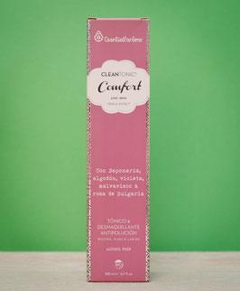 Cleantonic Comfort - piel seca - Belleza consciente