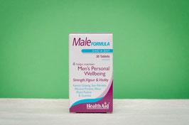 Male formula healthaid - 30 tabletas