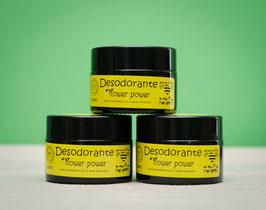 Desodorante en crema Flower Power Maybeez - 30ml
