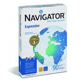 PAQUETE FOLIOS A4 NAVIGATOR EXPRESSION 90 gr