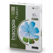 PAQUETE FOLIOS A4 INACOPIA FUSION 80 gr