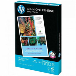 PAQUETE FOLIOS A4 HP ALL IN ONE 80 gr