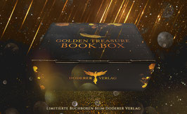 Golden Treasure Book Box - Standart Softcover
