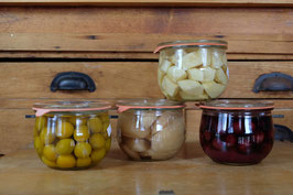 Eingemachtes Obst (500g)