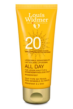 Sun Care - All Day 20