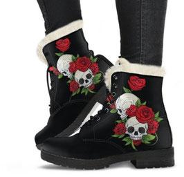 Boots Royal Skull