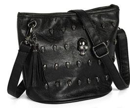 Hand Bag Skull two
