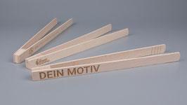Holz-Grillzange