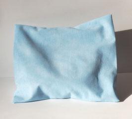 Salzkissen Apatit blau