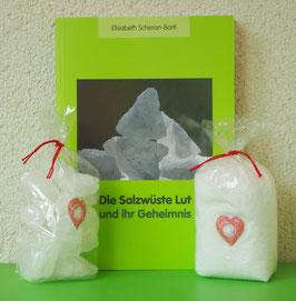 Salz, Kleines Geschenke-Set Wüstensalz grün
