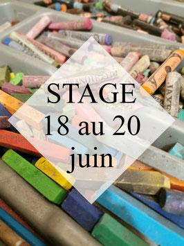 Stage du 18 au 20 juin