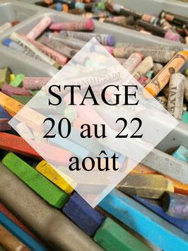 Stage du 20 au 22 août