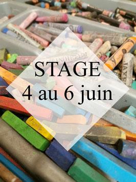 Stage du 4 au 6 juin