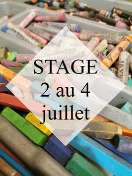 Stage du 2 au 4 juillet