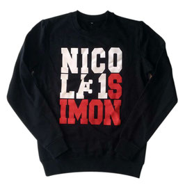 NEW: NICOLAI SIMON Crewneck