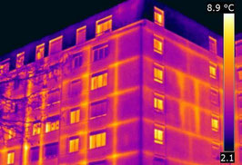 Inspection par camera Infra Rouge
