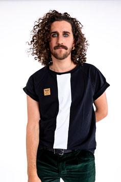 Dörpwicht T-Shirt Bio Jersey s/w Mix