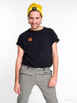 Dörpwicht T-Shirt schwarz Bio Jersey