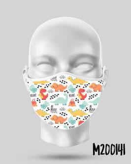 Mascarilla higiénica reutilizable 141