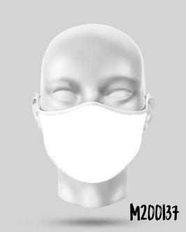 Mascarilla higiénica reutilizable 137