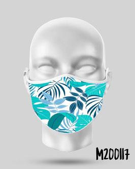 Mascarilla higiénica reutilizable 117
