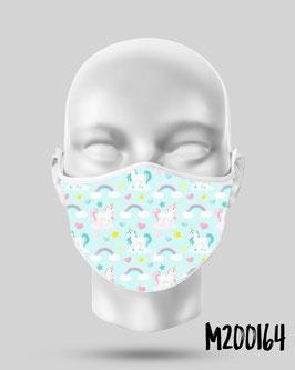 Mascarilla higiénica reutilizable 164