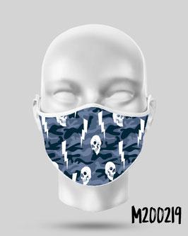 Mascarilla higiénica reutilizable 219
