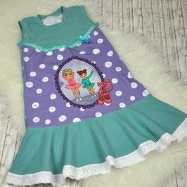 Kleid Sommerkleid Mädchenkleid Drehkleid Ballerina