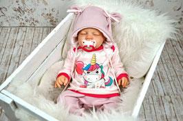 Babyset Einhorn rosa