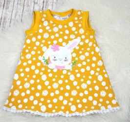 Sommerkleid Kleid Babykleid Hase