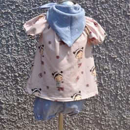 Tunika Kleid Hängerchen Bluse