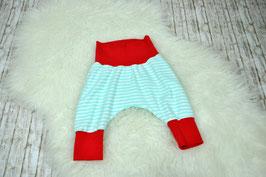 Pumphose Streifen Babyhose
