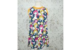 Kleid Mädchenkleid Sommerkleid Strandkleid