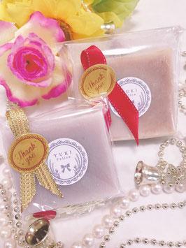 【ローズガーデンにようこそ♡福袋セール品】紫根ローズ&赤ワインローズ石けん
