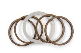 Lignum bracelet set