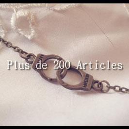 Bracelet Menottes Freedom