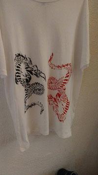 T-shirt Ying et Yang SMOOTHIE WEAR