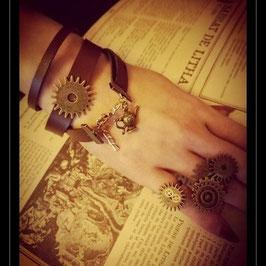 Bracelet Steampunk Rétro