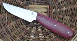 Couteau à Pomme - Amarante